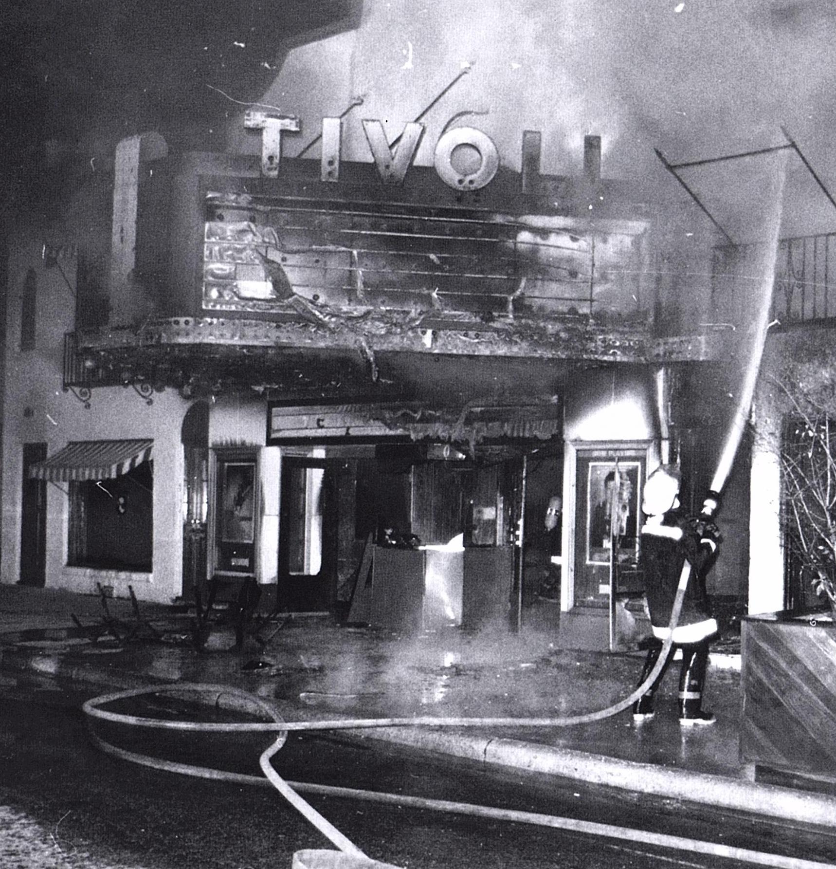 Tivoli Fire