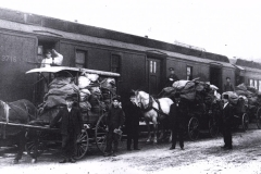 Train Harvest
